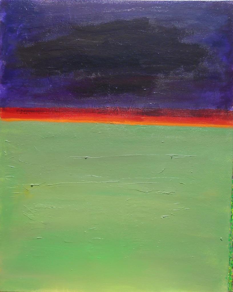 Acrylic, 30 x 24