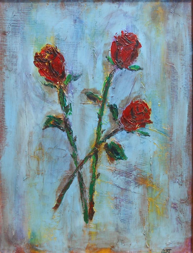 Roses Three